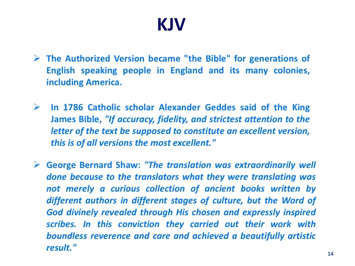 History of the Bible 13